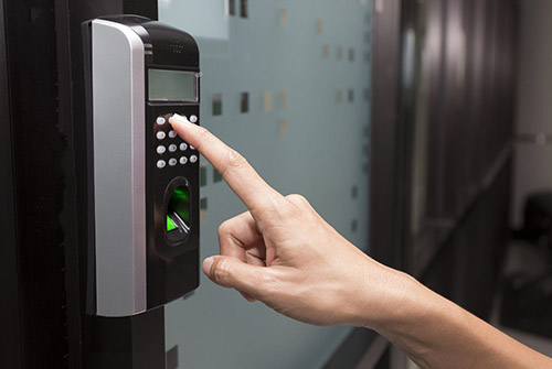 electrical & data access control